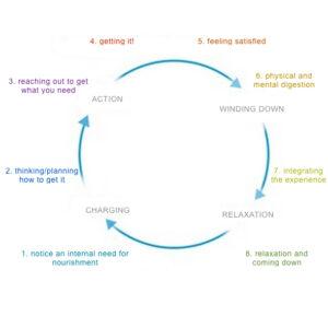 nourishment diagram