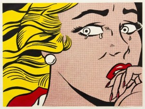 lichtenstein-crying-girl