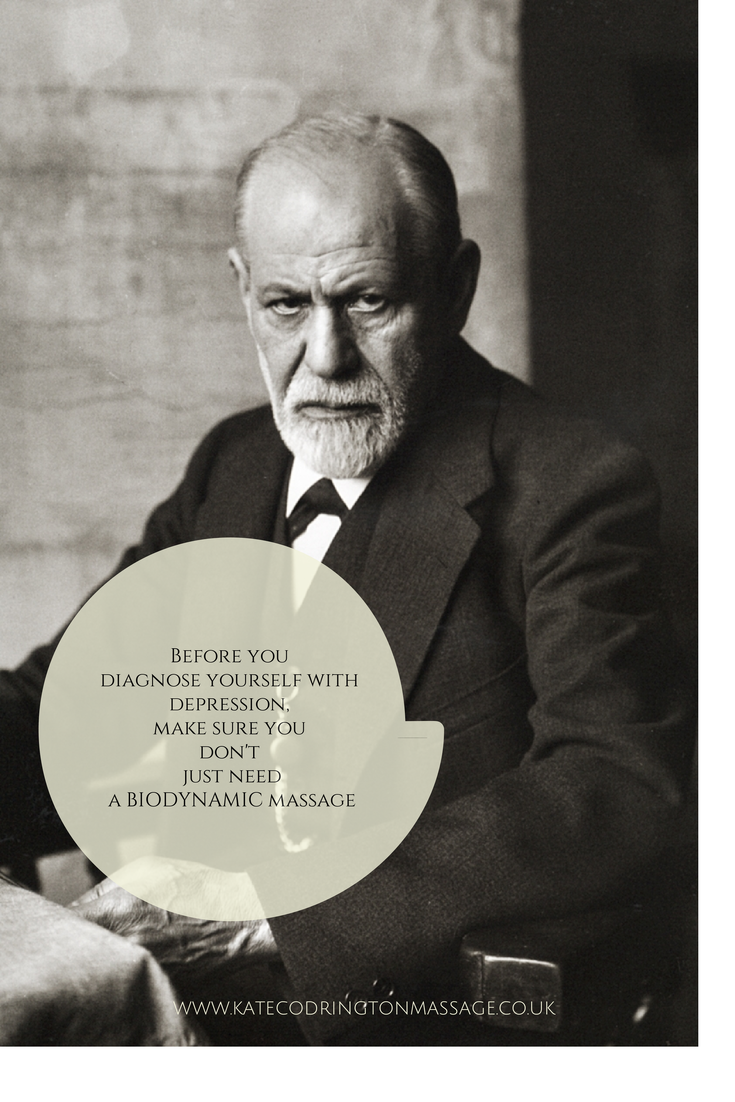 What Freud actually said