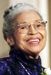 Rosa Parks political activist
