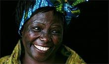 Wangari Maathai environmentalist