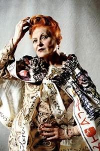 Viv Westwood, designer