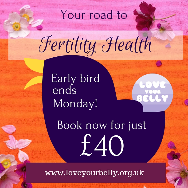 fertility workshop deal