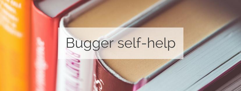 bugger-self-help