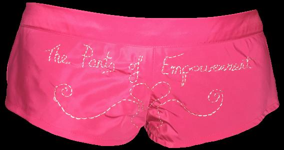 Pants of Empowerment