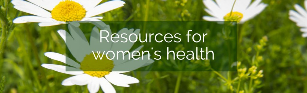resources-for-womens-health
