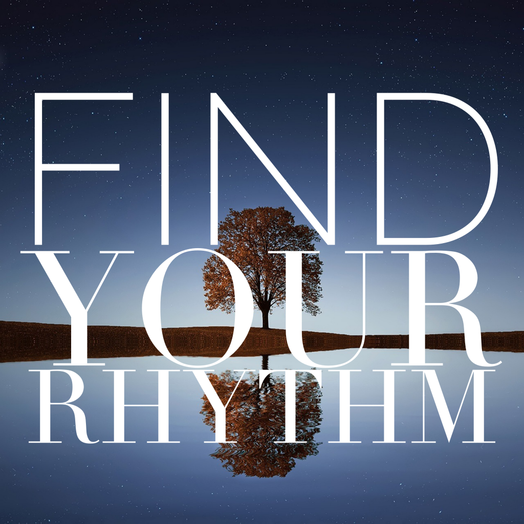 find-your-rhythm