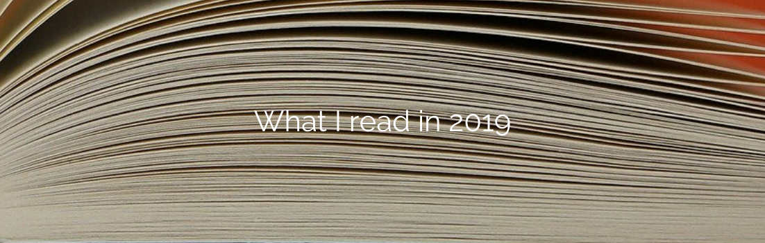 what-I-read-in-2019