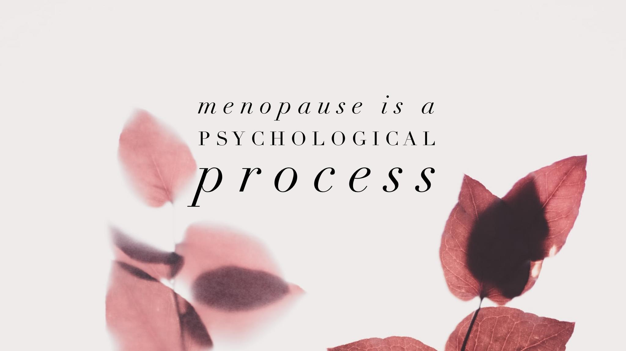 menopause-psychological-process