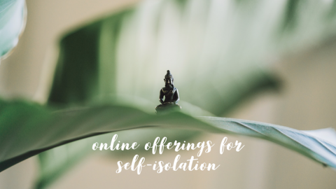 online-offering-self-isolation