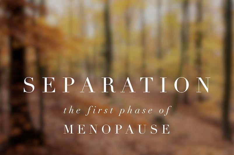perimenopause-separation